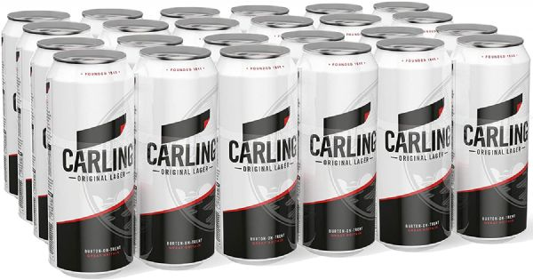 Carling Lager 24x500ml